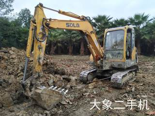 山东临工LG660挖掘机