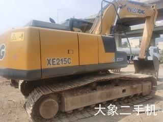 徐工XE215挖掘机