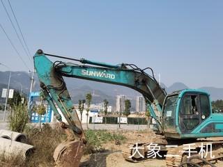 山河智能SWE230挖掘机