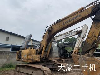 柳工CLG922挖掘机