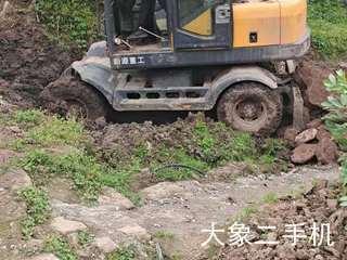 新源XYB75W-9挖掘机