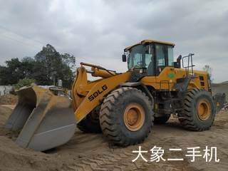 山东临工LG968装载机