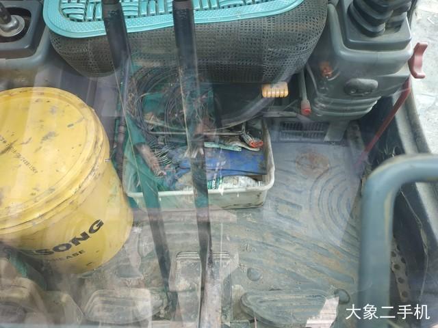 沃尔沃 EC55B-Pro 挖掘机