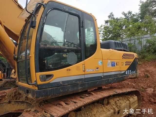 现代 R385LC-9 挖掘机