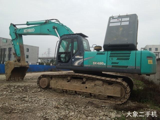 神钢 SK460-8 挖掘机