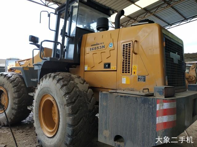 龙工 LG853N 装载机