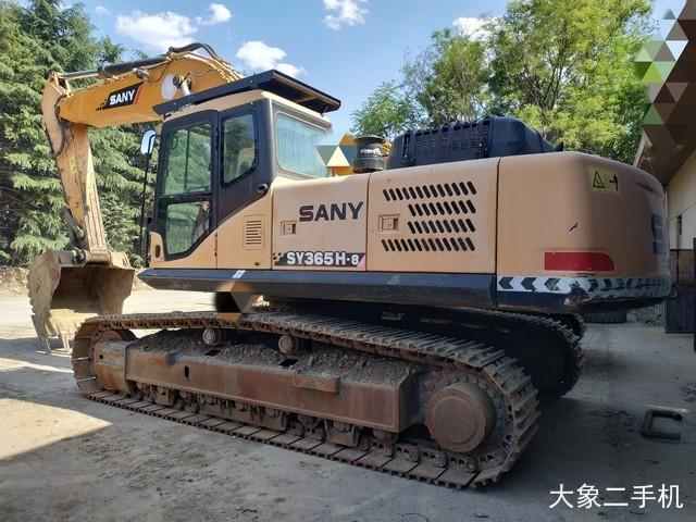 三一重工 SY365H 挖掘机