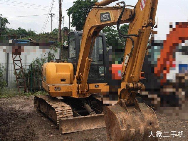 雷沃重工 FR65-7 挖掘机